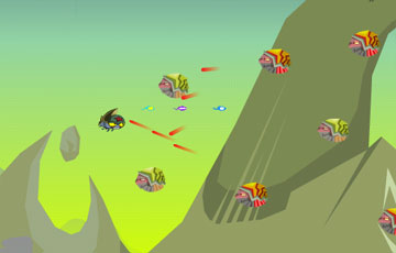 Arthropod Armada flash игра