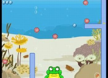 Ballfrog (flash игра)