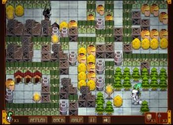 Bomber Knights (flash игра)