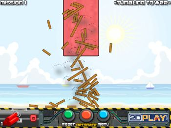 Building Blaster 2 (flash игра)