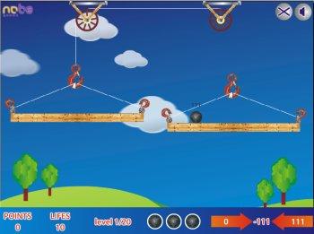 Чудеса баланса (flash игра)