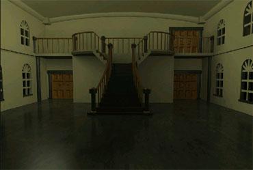 Очень красивая комната. Выбираемся! (flash игра)