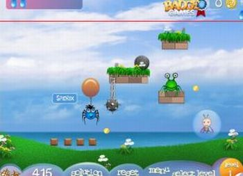 Dooboo Spidrix (flash игра)