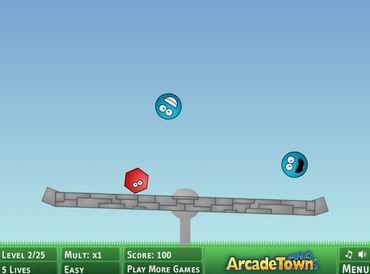 Eenie Balance (flash игра)