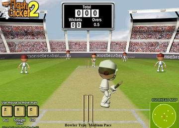 Flash Cricket 2 (flash игра)
