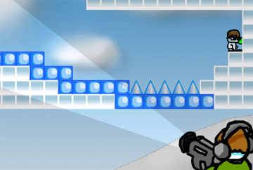 I Hate Ice Levels (flash игра)