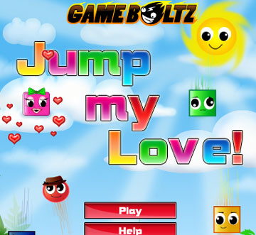 Jump My Love (flash игра)