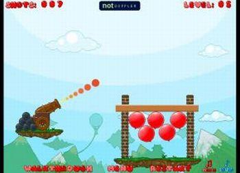 Kaboomz flash игра