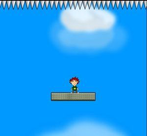 Leap of Faith (flash игра)