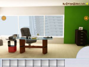Выбираемся из офиса (flash игра)