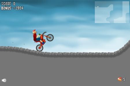 Manic Rider (flash игра)