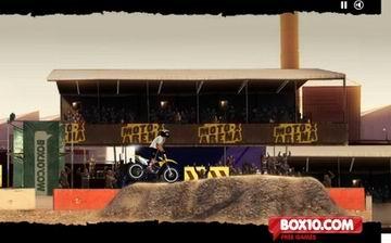 Moto-X Arena (flash игра)
