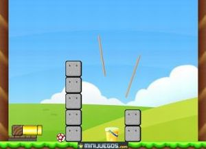 Mushroom Cannon 2 (flash игра)