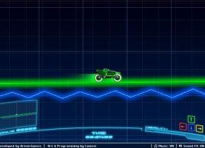 Neon Rider (flash игра)