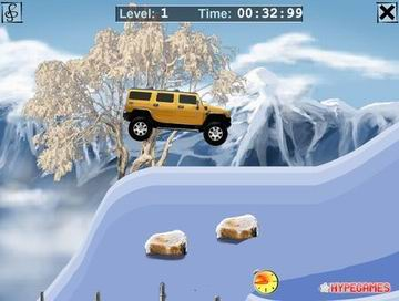 Offroad Madness (flash игра)