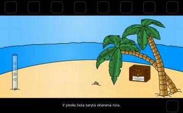 Выбираемся с острова (flash игра)