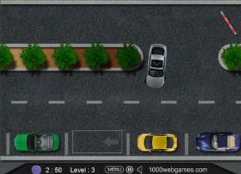 Parking Space 2 (flash игра)