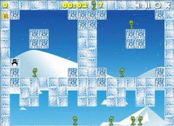 Polar Glide (flash игра)