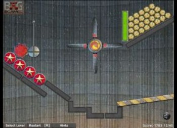 Red Menace flash игра