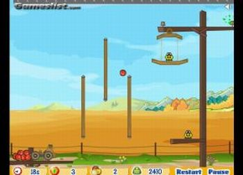 Save The Birds (flash игра)