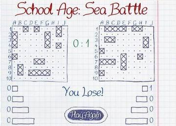 Морской бой (flash игра)