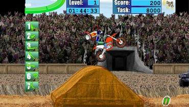 Stunt Mania 2 (flash игра)