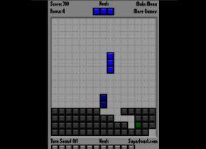 TetrisSnake (flash игра)