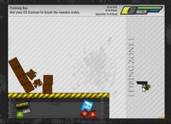 The Gun Game 2 (flash игра)