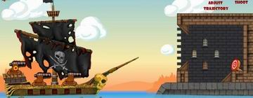 Yo-ho-ho Cannon (flash игра)