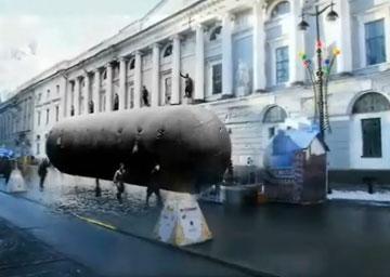 Ко дню Победы! Блокадный Ленинград. Потрясающий ролик. СМОТРЕТЬ ВСЕМ!!