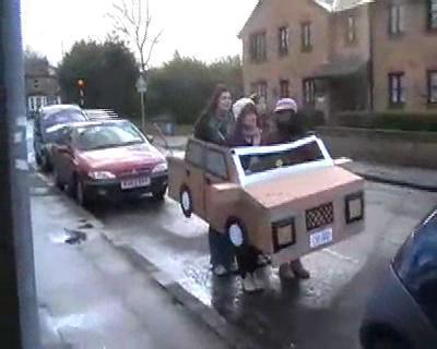 Машина будущего (video)