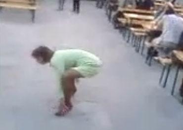 Избитый танец (video)
