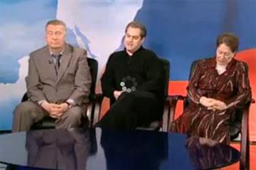 Шокирующее видео: Жириновский на теледебатах
